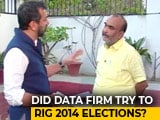 Video : NDTV Speaks To Indian Partner Of Firm At Heart Of Facebook Scandal