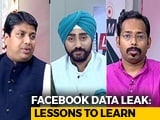 Video : Are You Okay With Your Facebook Data Being Used By Political Parties?