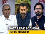 Video: Did Disgraced Data Firm Try To Infiltrate Congress?