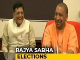 Video : BJP Avenges By-Poll Defeat, Beats Mayawati-Akhilesh In Rajya Sabha Polls