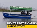Video : India's First Freshwater Floating Laboratory Patrols Manipur's Loktak Lake