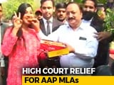 Video : 20 AAP Lawmakers Reinstated, Court Takes On Election Commission