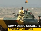 Video : Army Using Obsolete Combat Vehicles As Project Not Cleared For 8 Years