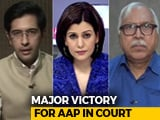 Video : High Court Relief To AAP: Blow For Election Commission