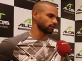 Video : The New Salary Acknowledges My Efforts: Shikhar Dhawan