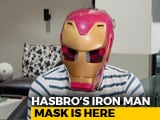 Video: The Man In The Iron (Man) Mask