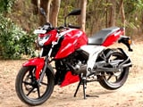 Video : 2018 TVS Apache RTR 160 4V First Ride