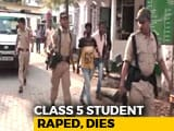 Video : Class 5 Student, Set On Fire After Alleged Gang-rape In Assam, Dies