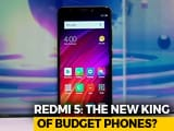 Video : Review Of The Xiaomi Redmi 5