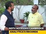 Video : Cambridge Analytica: India Power Games?