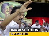 Video : At DMK Meet, MK Stalin Takes Dig At Rajinikanth, Kamal Haasan