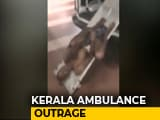 Video : Driver Left Injured Man Upside Down For Urinating In Ambulance. He Died.