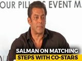 Video : Salman Khan On Matching Steps With His Leading Ladies On The Da-Bangg Tour