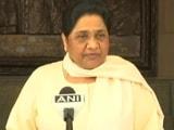 Video : न्यूज टाइम इंडिया : मायावती ने की गठबंधन की अपील, कहा - गैर बीजेपी दल एक हों