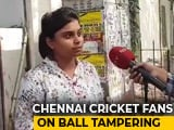 Video : Indian Fans Express Unhappiness Over Steve Smith's Involvement In Ball-Tampering Row