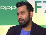 Video : We Are No One To Comment On The Issue: Rohit Sharma On Ball-Tampering Row
