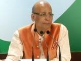 Videos : बड़ी खबर : डेटा लीक पर भिड़े बीजेपी और कांग्रेस
