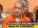Video : Yogi Adityanath Wants Corporates To Fund Rs. 330 Crore Ram Statue In Ayodhya