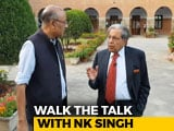 Video: Walk The Talk With NK Singh, 15th Finance Commission Chairman