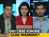 Video: CBSE Failed To Act On Tip-Offs: Should Its Chief Be Sacked?