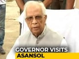"Video : ""Respect Each Other's Festivals"", Says Governor In Asansol"