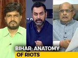 Video : Truth vs Hype: Political Hand In Bihar Riots?