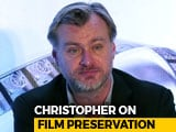 Video : Christopher Nolan Discusses Film Preservation in Mumbai