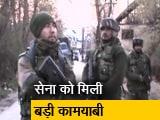 Video : जम्मू-कश्मीर में सेना ने 13 आतंकियों को मार गिराया
