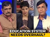 Video: Time To 'Rewrite' The Education System?