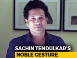 Video : Sachin Tendulkar Donates Entire Rajya Sabha Salary. PM's Office Responds