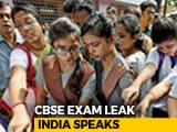 Video : New System... No Wait: 1st CBSE Exam After Leak Delayed Over Confusion