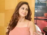 Video : I Missed Being On A Film Set: Urmila Matondkar