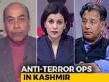 Video : 13 Local Terrorists Killed In Kashmir: Should Centre Reach Out For Dialogue?