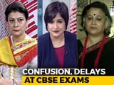 Video: Delays And Confusion On First Exam After Leak: Can CBSE Pass This Test?