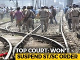 Video : Top Court Won't Suspend Order On SC/ST Act That Triggered Dalit Protests