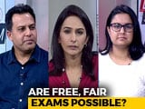 Video : No Re-Exam For Class 10: Level Playing Field For CBSE Students?