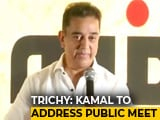 "Video : ""Political Game"": Kamal Haasan On State's Cauvery Blues Ahead Of Meeting"