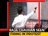 Video : Viral Video Shows Man Firing At Dalit Protesters In Gwalior, Triggers Police Hunt