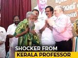 """Video : """"Women Who Dress Like Men Give Birth To Transgenders"""": Kerala Professor"""