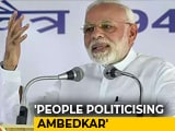 Video : No Other Government Honoured BR Ambedkar As We Did: PM Narendra Modi