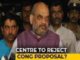 "Video: ""Won't Allow Divide"": Amit Shah's Telling Comment On Lingayat Proposal"