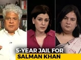 Video: 5-Year Jail For Salman Khan: Has Justice Been Served?