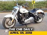 Video : Harley-Davidson, Bajaj, TVS Hike Prices, Mercedes-Benz GLS Grand Edition