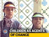Video : How Children Are Becoming Agents Of Swachh India