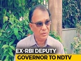 Video : Gold Import Scheme Was Eased On UPA Government's Advice: Ex-RBI Officer