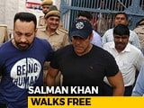 Video : Salman Khan Guilty But Set Free On Bail
