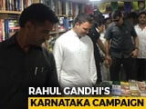 Video: Selfies, Metro Ride, Book Shopping: Rahul Gandhi's Day Out In Bengaluru