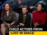 Video: Meet The Child Actors From <i>Lost In Space</i>