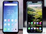 Video : iPhone X जैसे डिस्प्ले वाले एंड्रॉयड स्मार्टफोन