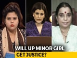 Video: UP Girl Alleges Rape By MLA, Father Killed